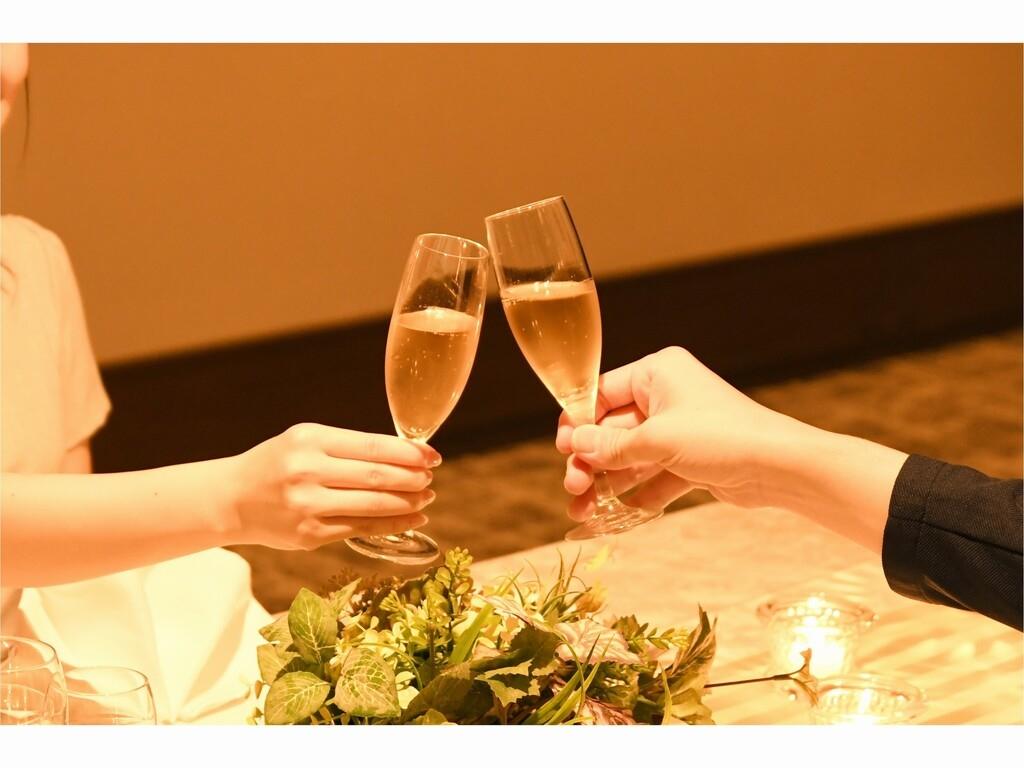 〈Go To トラベル対象〉【私学共済加入者様限定】大切な日をホテルで過ごす☆1泊2食付アニバーサリープラン