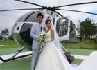 ヘリコプター付きプラン