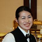 前田 慈子/ホテル名古屋ガーデンパレス 宴会食堂課