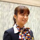 重松 美由紀/ホテル名古屋ガーデンパレス フロント