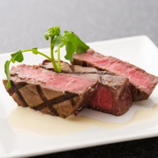 ◆月2限定◆2万円相当!国産牛ステーキ&オマール海老付試食会